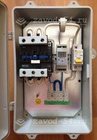 Однофазный ограничитель мощности 20 кВт