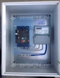 Щит учета электроэнергии 380В