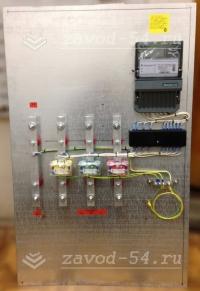Щит учёта 380В с трансформаторами тока без вводного автомата