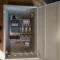 Шкаф учёта с трансформаторами