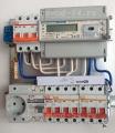 Щит учёта электроэнергии 15 кВт 380В 2