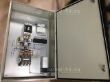 Шкаф учёта с обогревом и контролем мощности